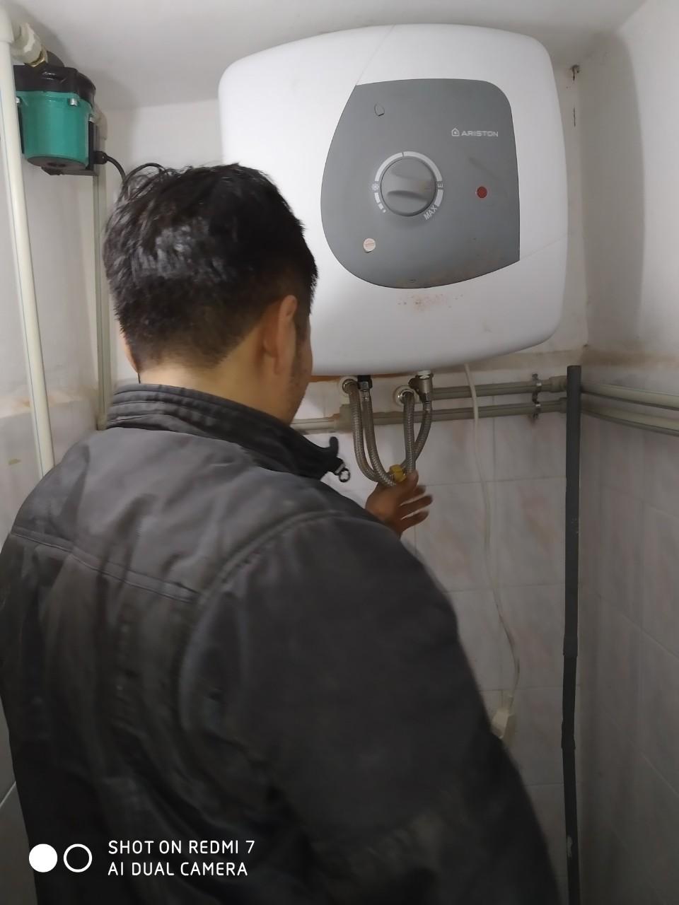 sửa bình nóng lạnh tại hưng yên