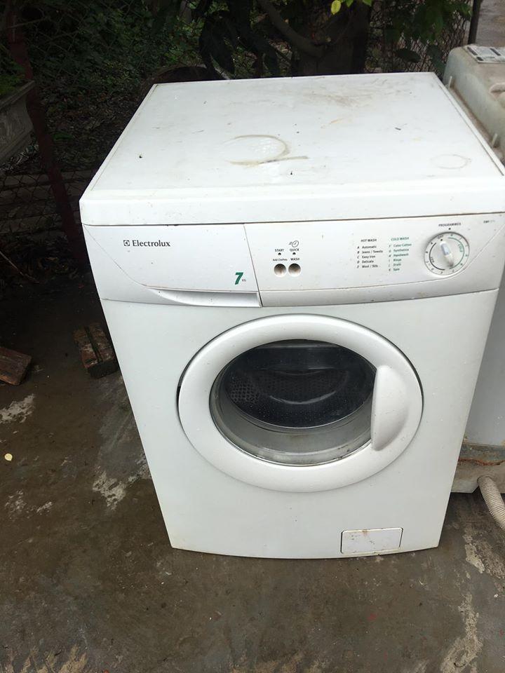 sửa máy giặt electrolux tại Hưng Yên