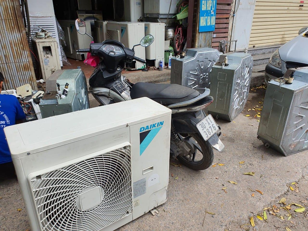 sửa điều hòa daikin tại Hưng Yên