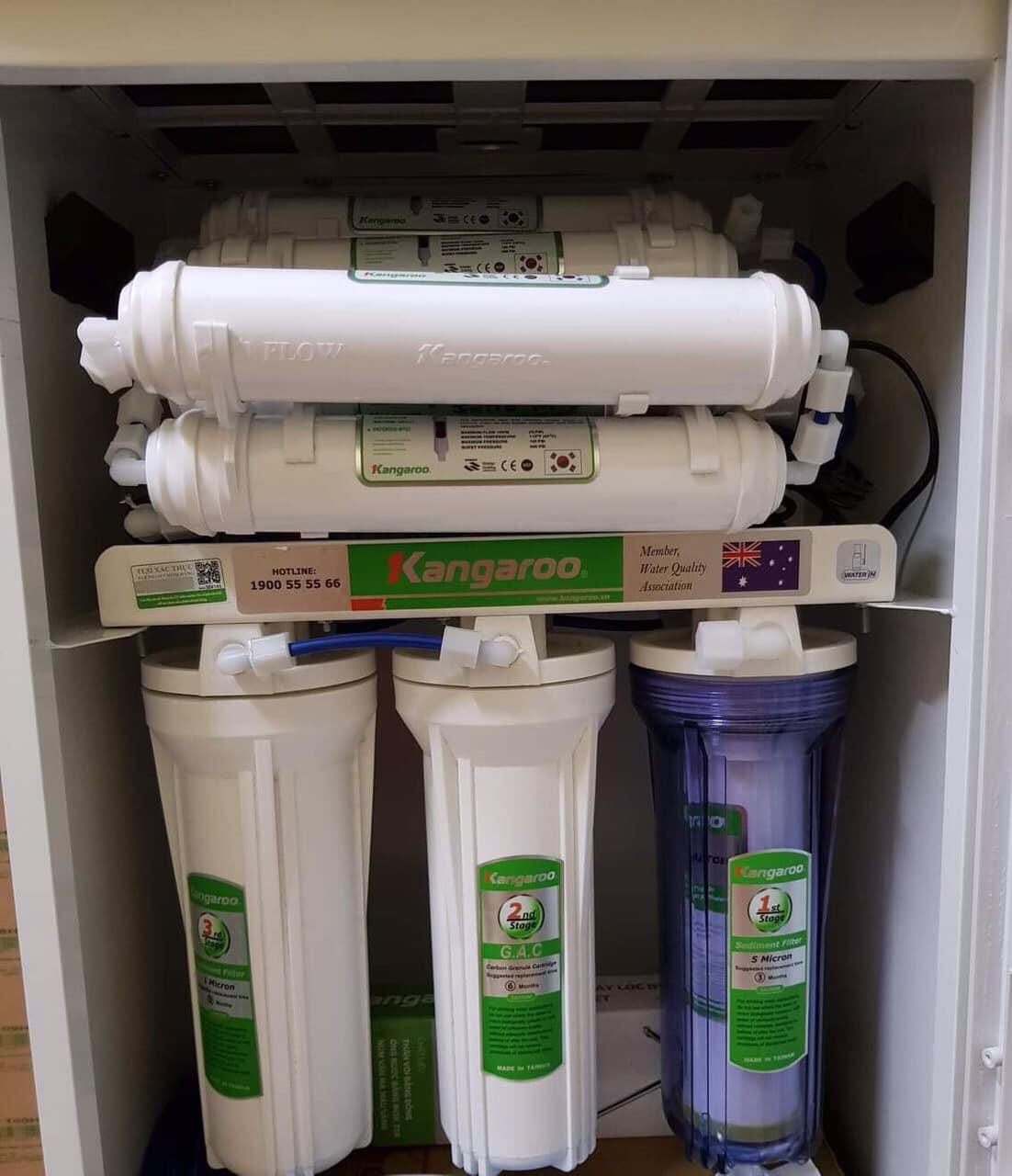 Sửa máy lọc nước tại hưng yên