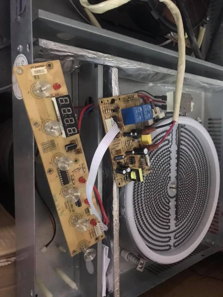 Cung cấp linh kiện điện tử tại Hưng Yên
